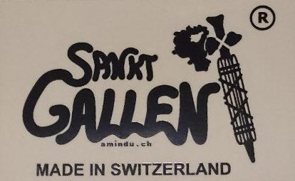 St Gallen 2D Deep Black gross